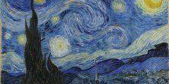 أشهر اللوحات العالمية