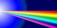 تحليل الضوء الأبيض