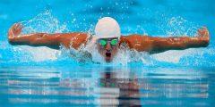 مراحل تعلّم السباحة