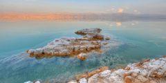 ما هو البحر الميت
