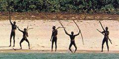قبيلة جزيرة سينتينيل