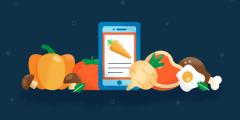 5 تطبيقات هاتف ذكي رائعة للنظام الغذائي