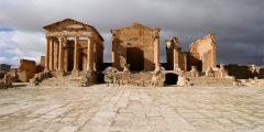 المواقع الاثرية في تونس
