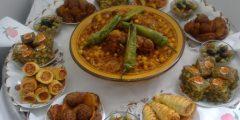 الأطباق الليبية