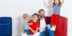 نصائح مفيدة لكيفية السفر مع أطفال