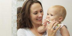 أي فرشاة أسنان مناسبة لطفلك؟