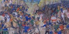 فن الحرب في العصور الوسطى