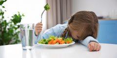 الأطفال واضطرابات الأكل