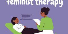 ما معنى العلاج النسوي؟
